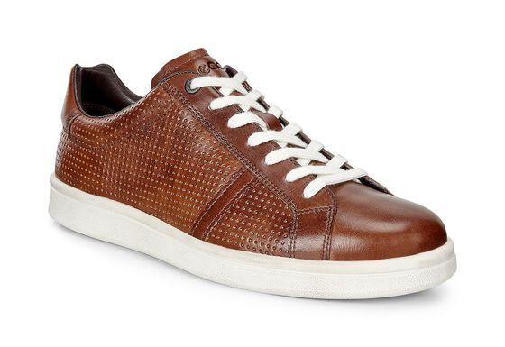 KALLUM Premium Sneaker (WHISKY)
