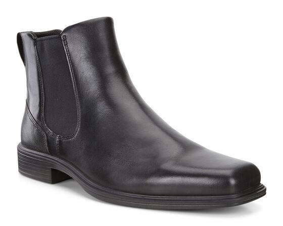 ECCO JOHANNESBURG Chelsea Boot (BLACK)