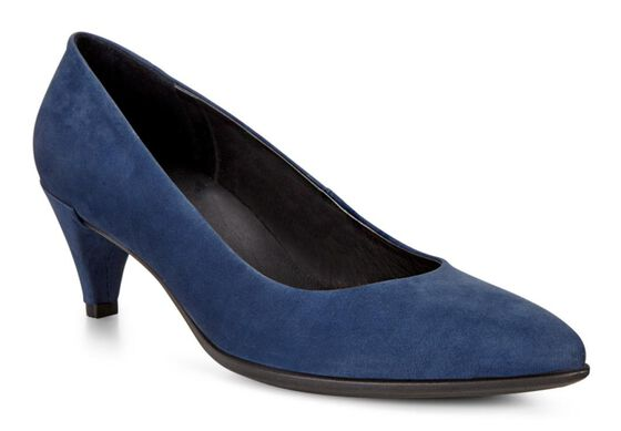 SHAPE POINTY SLEEK Pump 45mm (BLUE IRIS)