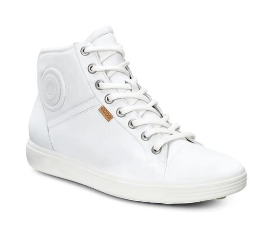 SOFT7 Ladies High Top (WHITE)