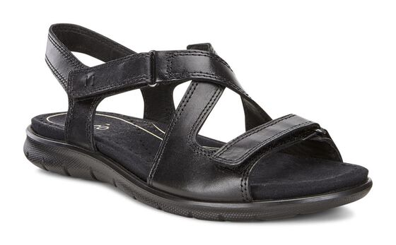 BABETT X-Strap Sandal (BLACK)