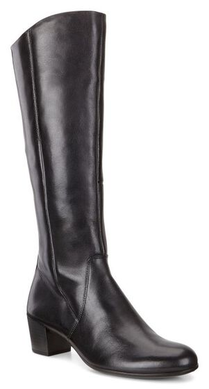 SHAPE M Long Boot 35mm (BLACK)