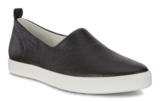 GILLIAN Slip On (BLACK)