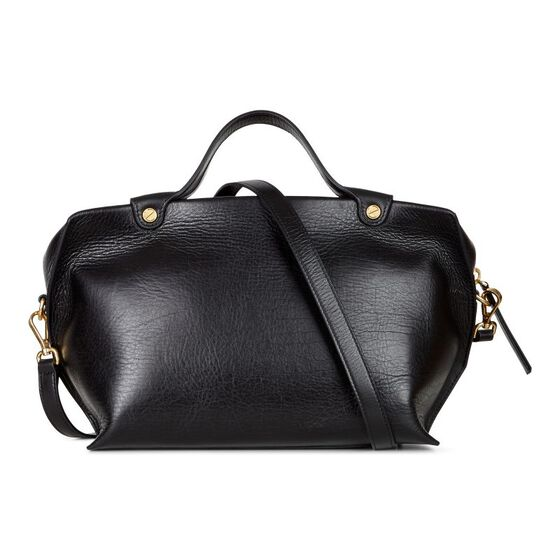 SCULPTURED HandbagSCULPTURED Handbag BLACK (90000)