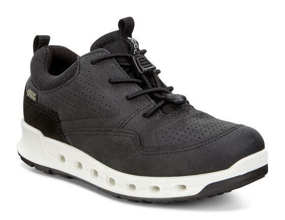 COOL KIDS Speedlace GTX (BLACK/BLACK)