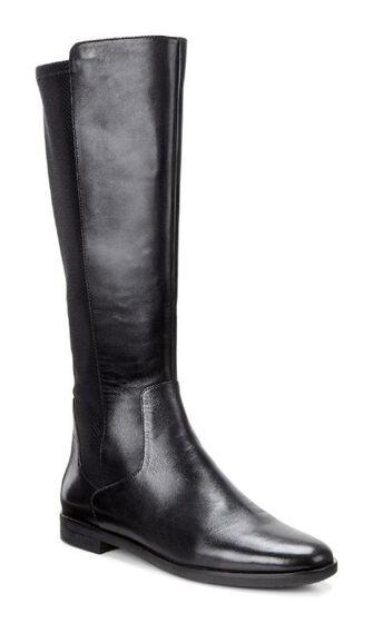 Aarhus Tall Boot (BLACK/BLACK)
