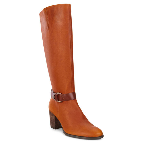 SHAPE Tall Boot 55mm (COGNAC/MINK)
