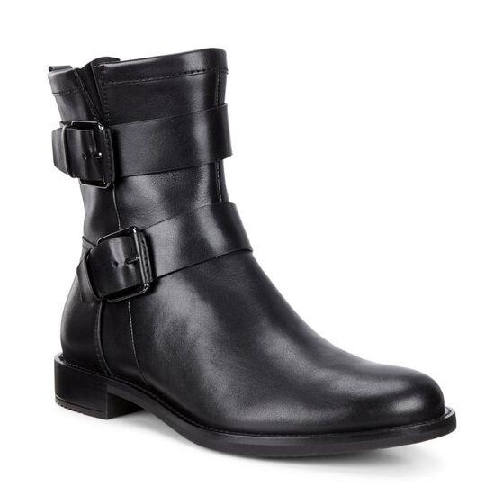 SHAPE Buckle Boot 25mm (BLACK)