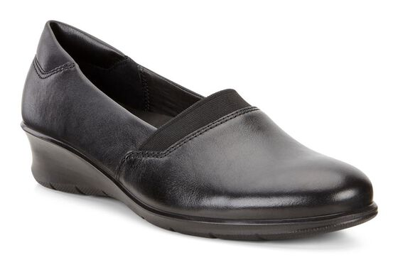 FELICIA Slip On II (BLACK)