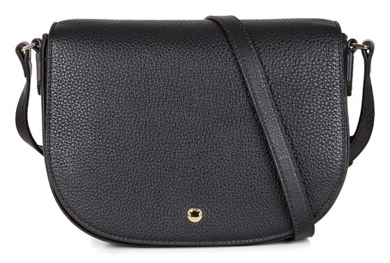 KAUAI Medium Saddle Bag (BLACK)