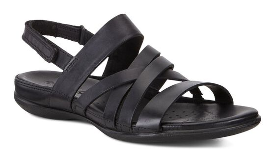 FLASH Casual Sandal (BLACK)
