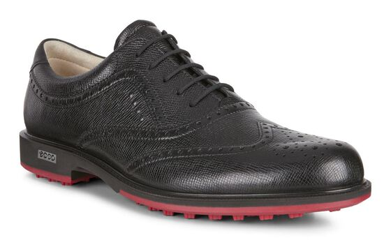TOUR HYBRID Mens Golf Wingtip (BLACK)