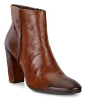 ECCO SHAPE BLOCK Ankle Boot 75mmECCO SHAPE BLOCK Ankle Boot 75mm COGNAC (01053)