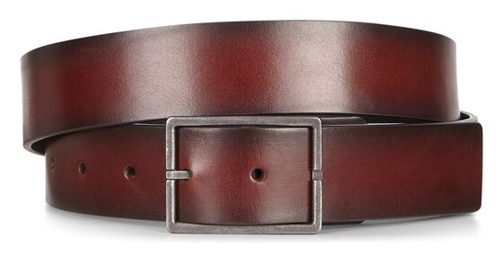 DAN Formal Belt (COGNAC /BLACK)