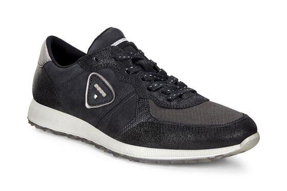 SNEAK Ladies Sneaker Tie (BLACK-BLACK/BLACK/BLACK)