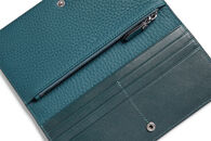JILIN Large WalletJILIN Large Wallet in DARK PETROL (90631)