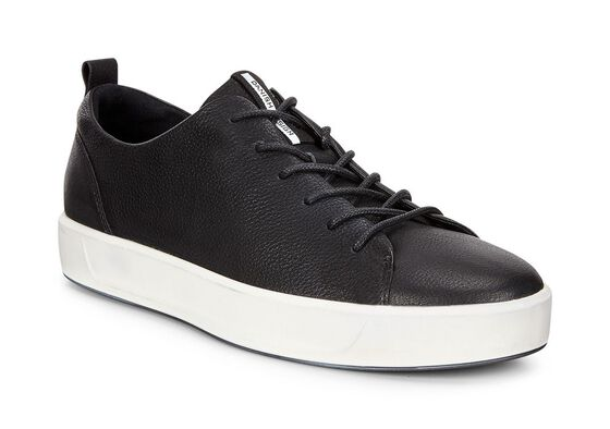 SOFT8 Mens Sneaker (BLACK)