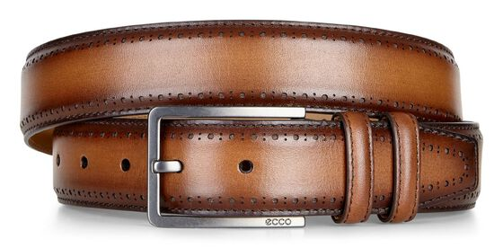 LONDON Mens Belt (AMBER)