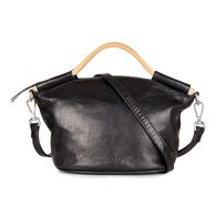 ECCO SP2 Vesper Small Doctor's Bag (BLACK)