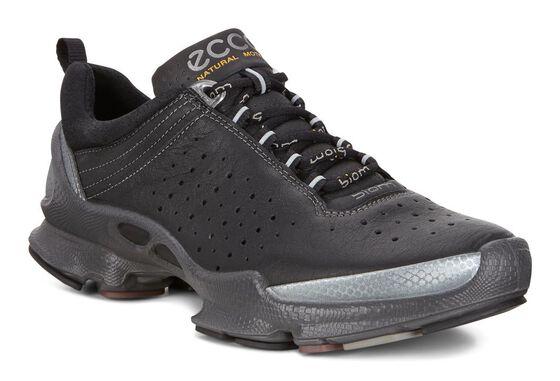 ECCO BIOM C 2.1 Womens Premium Sneaker (BLACK/BLACK)