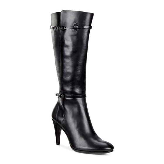 SHAPE SLEEK Long Boot 75mm (BLACK)