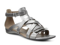 BOUILLON II Gladiator SandalBOUILLON II Gladiator Sandal WARM GREY METALLIC/WARM GREY METTALLIC (58496)