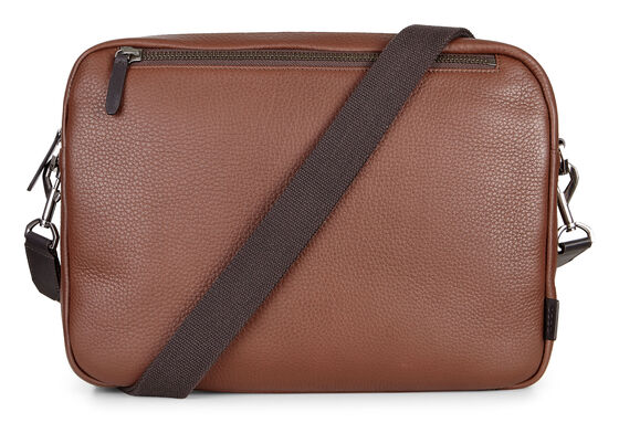 EDAY L Messenger Bag (MAHOGANY)
