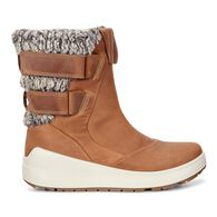 NOYCE High Velcro BootNOYCE High Velcro Boot in CASHMERE (02291)