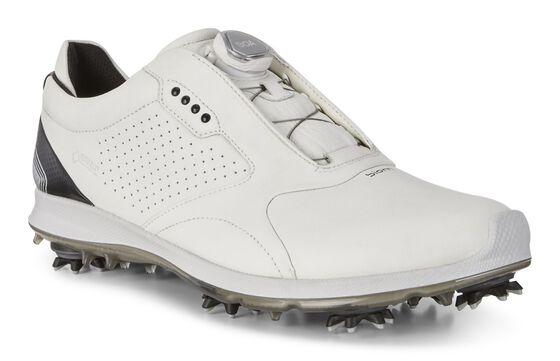 BIOM G2 Mens Golf BOA GTX (WHITE/BLACK)