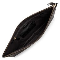 SCULPTURED Day ClutchSCULPTURED Day Clutch in BLACK (90000)