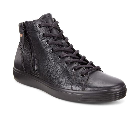SOFT7 Mens Zip High Cut (BLACK/LION)