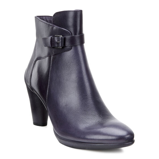 Sculptured Mid Boot 75mm (NIGHT SHADE)