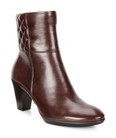 SHAPE PLATEAU STACK Ankle Boot 55mm (MINK)