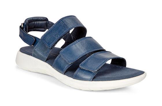 SOFT5 3-Strap Sandal (TRUE NAVY)