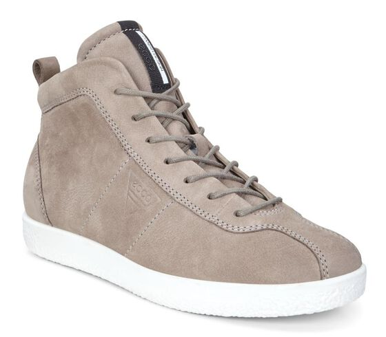 SOFT1 Ladies High Top (WARM GREY)