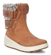 NOYCE High Velcro Boot (CASHMERE)