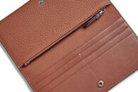 JILIN Large WalletJILIN Large Wallet COGNAC (90090)