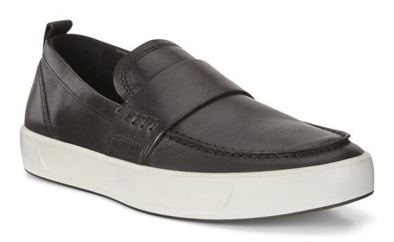 SOFT8 Mens Loafer (BLACK)