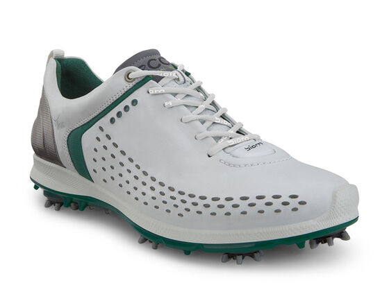 BIOM G2 Golf Mens (WHITE/PURE GREEN)