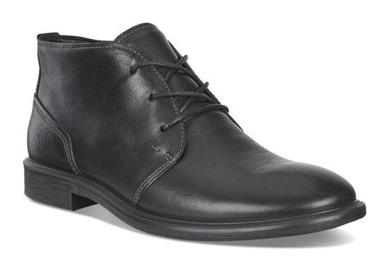 KNOXVILLE Chukka Boot (BLACK)