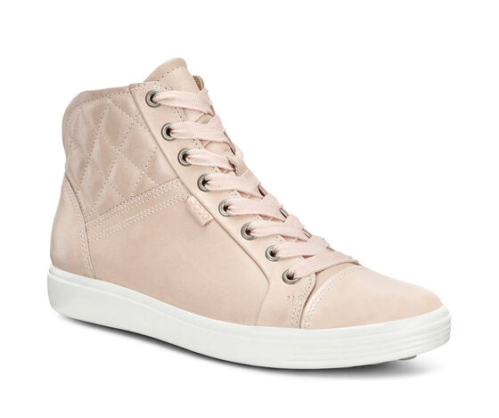 SOFT7 Ladies Quilted High Top (ROSE DUST/ROSE DUST)