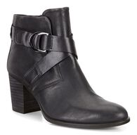 SHAPE Midcut Boot 55mm (BLACK/BLACK)