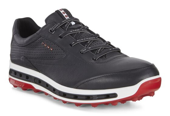 COOL PRO Golf Mens GTX (BLACK/BRICK)