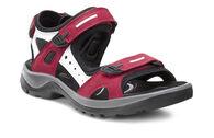 OFFROAD Ladies Sandal (CHILI RED/CONCRETE/BLACK)