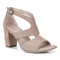 SHAPE BLOCK SANDAL Ankle Strap 65mmSHAPE BLOCK SANDAL Ankle Strap 65mm DUNE (05212)
