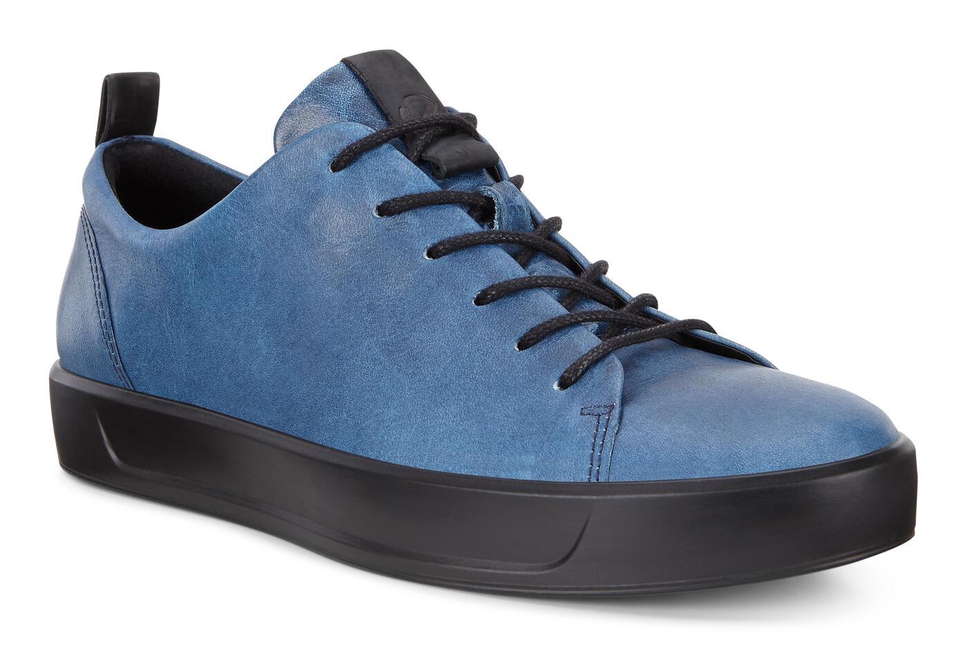 ECCO SOFT8 Mens Sneaker Tie II