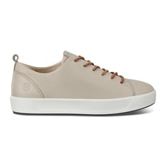 ECCO SOFT8 Womens DriTan Low Cut Sneaker Tie