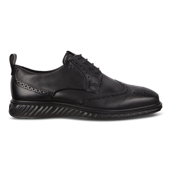 ECCO ST.1 HYBRID LITE Derby Tie with Old-School GTX