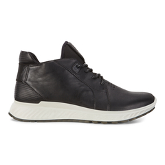 ECCO ST1 Mens High Cut Sneaker Lace