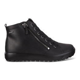 ECCO SOFT7 TRED Womens High Cut Sneaker GTX Lace with Zip